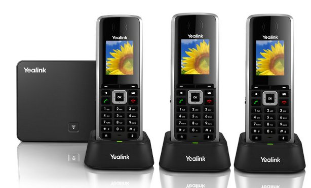 Hero FAQ - Yealink W52P DECT VoIP Phones - Manual Configuration